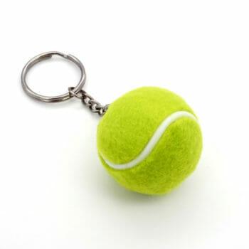 Schlüsselanhänger Tennissball