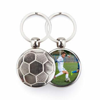 Schlüsselanhänger Fußballfans