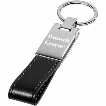 Schlüsselanhänger Corsa mit Gravur