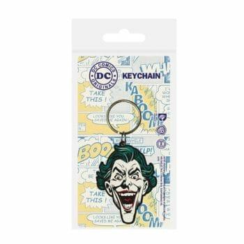 Schlüsselanhänger Joker