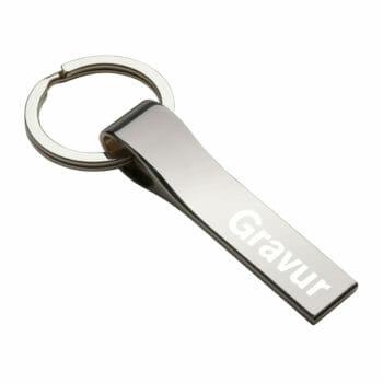 Schlüsselanhänger Shawnee mit Gravur