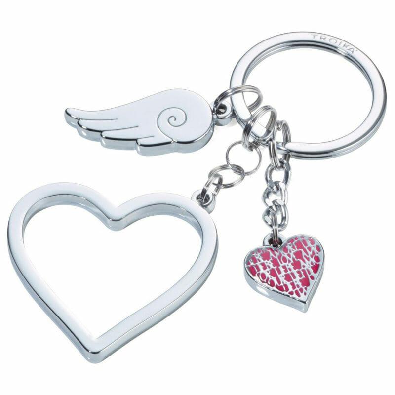 Schlüsselanhänger Troika Herz