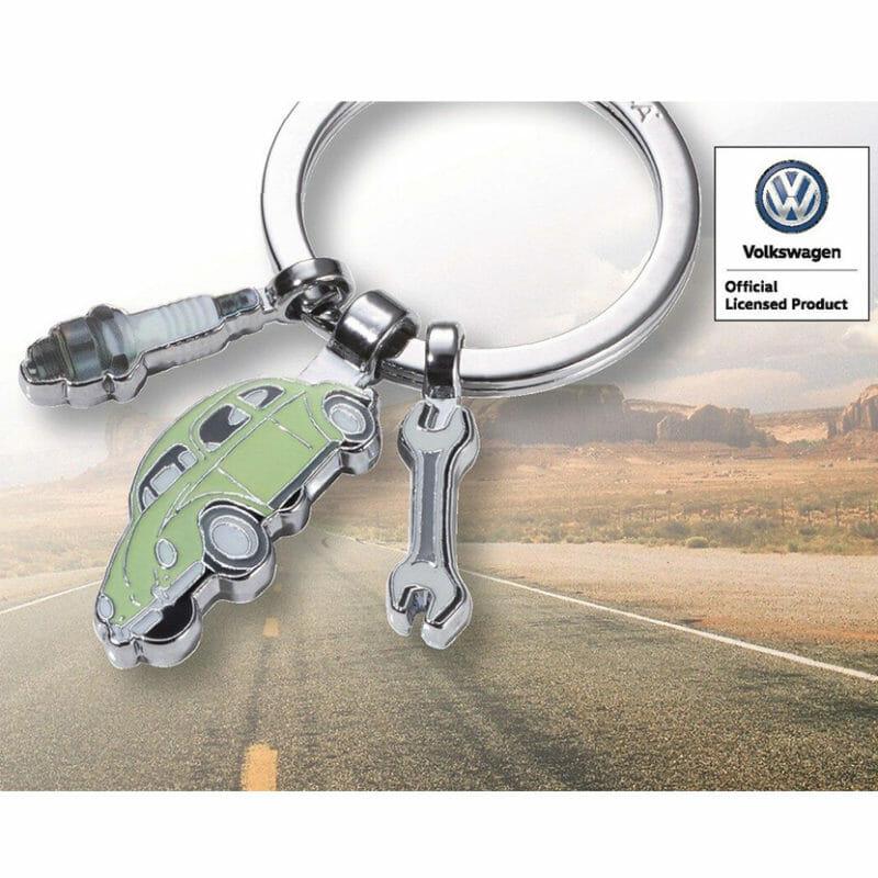 Schlüsselanhänger Troika VW Volkswagen Auto Käfer