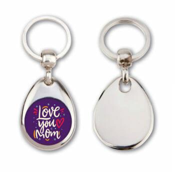 Schlüsselanhänger MP Love you mom