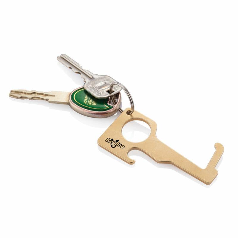 Schlüsselanhänger Zero Contact Beispiel